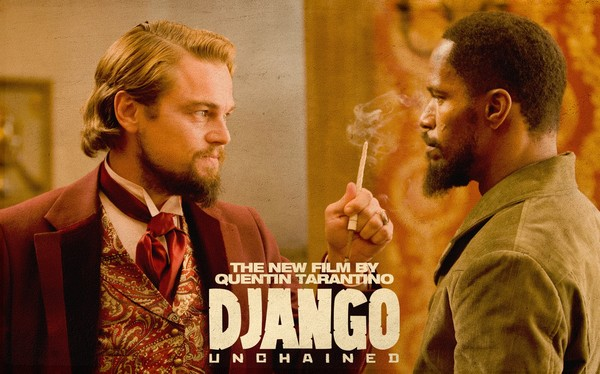 django unchained recension