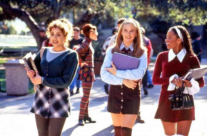 clueless 10 bästa high school filmerna
